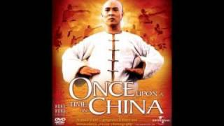 Wong Fei-Hong - Once Upon A Time In China Theme (Cantonese Lyrics)