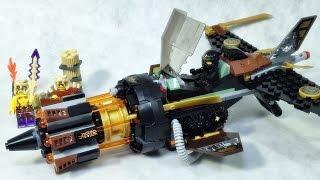 getlinkyoutube.com-레고 닌자고 볼더 블래스터 70747 정품 조립 리뷰 Lego ninjago Boulder Blaster