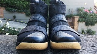 getlinkyoutube.com-Lebron Soldier 10 gum