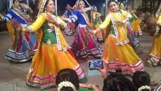 Gajiyo - Kakad Estate Navratri Ladies Garba