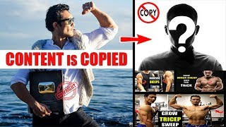 JEET SELAL's Content is being COPIED |RESPONSE TO EVERYONE|
