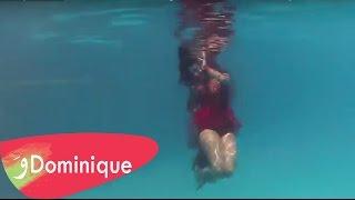 "getlinkyoutube.com-Dominique Under the Water - ""#Malak"" Making Of / ""دومينيك حوراني من تحت الماء - كواليس ""#مالك"