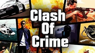 getlinkyoutube.com-КЛОНЫ GTA - ИГРАЕМ В CLASH OF CRIME: MAD SAN ANDREAS