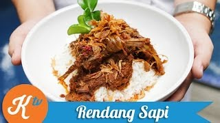 getlinkyoutube.com-Resep Rendang Sapi (Beef Rendang Recipe Video/Caramelized Beef Curry) | RAY JANSON