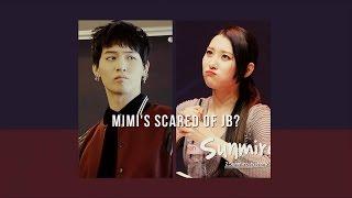 getlinkyoutube.com-[Engsub] Sunmi's scared of JB (GOT7)