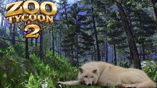getlinkyoutube.com-Zoo Tycoon 2: Gray Wolf Exhibit Speed Build