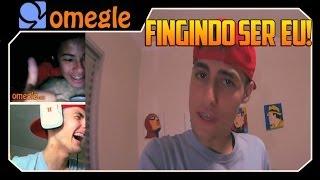 getlinkyoutube.com-OMEGLE - FINGINDO SER O REZENDE!!