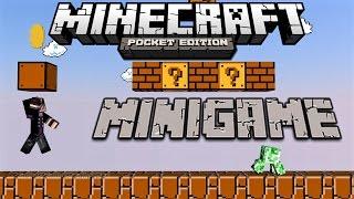 getlinkyoutube.com-Minigame | Escape Room | Mapa para Minecraft PE 0.13.0