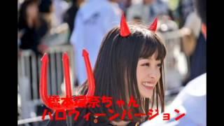 getlinkyoutube.com-【仮装必見】橋本環奈、ハロウィンの小悪魔コスプレが可愛い!
