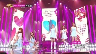 getlinkyoutube.com-【TVPP】Apink - Mr. Chu, 에이핑크 - 미스터 츄 @ Nominated rank 1st, Music Core Live