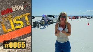 Drive the Bonneville Salt Flats | The List | Autoblog