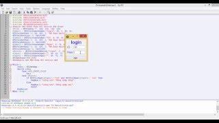 getlinkyoutube.com-Hướng dẫn làm autoit login đơn giản [Autoit]