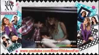 getlinkyoutube.com-MissXV - Casi Beso de Valentina y Niko [Capitulo 92]