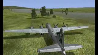 getlinkyoutube.com-IL-2 crashow