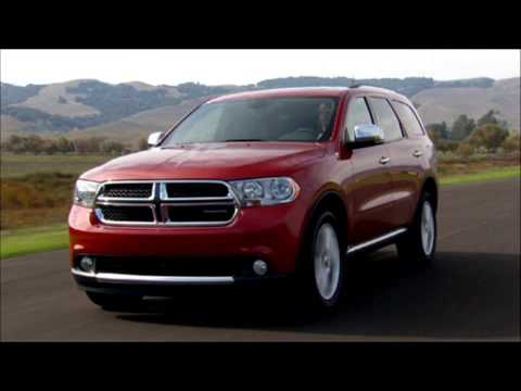 2013 Dodge Durango | Tire Pressure Monitoring System