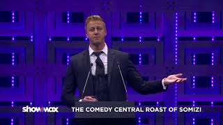 Gareth Cliff Highlights | Comedy Central Roast of Somizi | Showmax