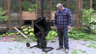 getlinkyoutube.com-Wiseway Pellet Stoves Demonstration