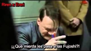 getlinkyoutube.com-Hitler se entera de que Levi es UKE.