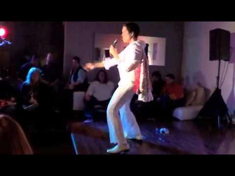 Drag King Presley Stardust Performs as Elvis Presley @ Emerald City Lounge (Champaign Urbana)