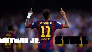 getlinkyoutube.com-Neymar JR | STILL | 2014-15 HD (October Contest)