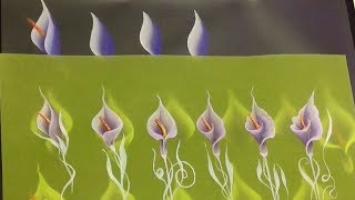 getlinkyoutube.com-Step by Step One Stroke Calla Callas - Primadonna - Carmen Gulino