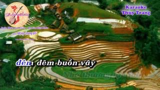 getlinkyoutube.com-Karaoke - Đoản Khúc Lam Giang - Phi Vân Điệp Khúc - Tựa: Mộng Chung Đôi