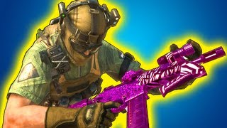 getlinkyoutube.com-Black Ops 2 Purple Peacekeeper, PS3 DLC News, Highschool Fist Fights