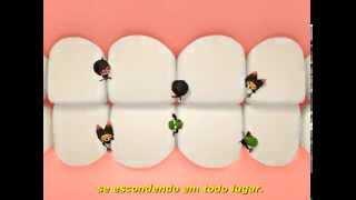 getlinkyoutube.com-Aprendendo a escovar os dentes
