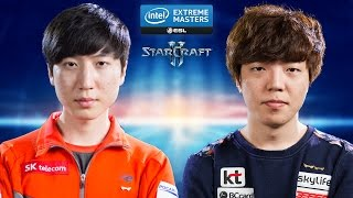 getlinkyoutube.com-StarCraft 2 - INnoVation vs. Life (TvZ) - IEM Katowice 2015 - Ro16