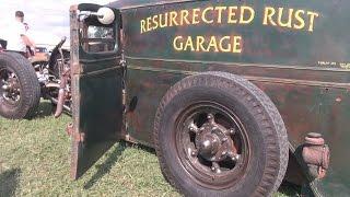 getlinkyoutube.com-Resurrected Rust 2014 Rat Rod Magazine Build Off Entry @ Redneck Rumble