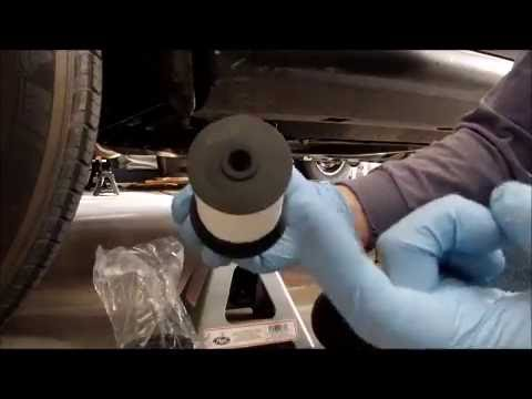 Grand Cherokee Fuel Filter Replacement for EcoDiesel Engine