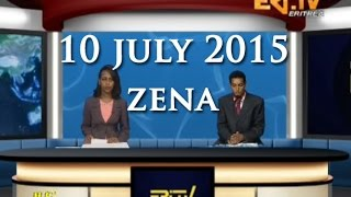 getlinkyoutube.com-Eritrean News - Tigrinya - 10 July 2015 - Eritrea TV
