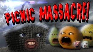 getlinkyoutube.com-Annoying Orange - Picnic Massacre