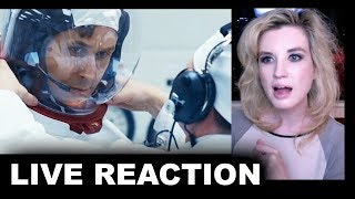 First Man Trailer REACTION