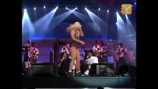 getlinkyoutube.com-E o Tchan, Na Boquinha da Garrafa, Festival de Viña 1997