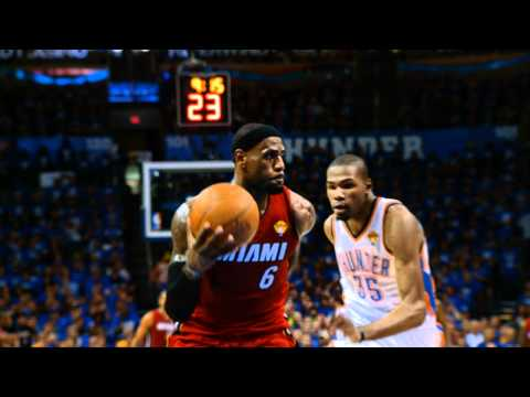 NBA Micro-Movie: 2012 Finals - Game 1