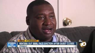 getlinkyoutube.com-Renters out thousands, face eviction after Quest closes
