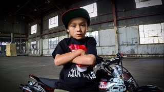 getlinkyoutube.com-GoPro: AJ Stuntz - The 6-Year-Old Stunt Rider