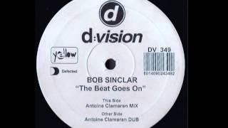getlinkyoutube.com-Bob Sinclar - The Beat Goes On (Antoine Clamaran Mix)