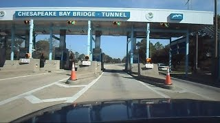 getlinkyoutube.com-Chesapeake Bay Bridge Tunnel A Drive Over The Ocean