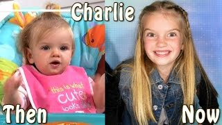 getlinkyoutube.com-Good Luck Charlie ★ Then And Now