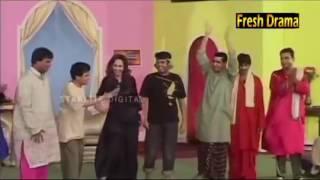 getlinkyoutube.com-FUNNY QAWALI   TEDDY ZAFRI NASEEM VICKY  DEEDAR  SAJJAN ABBAS  Pakisatn stage drama latest
