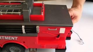 getlinkyoutube.com-รถดับเพลิง บังคับวิทยุ Hobby Engine Fire Engine By ตุ้ย แมดทอย
