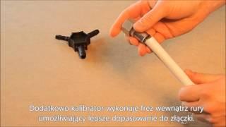 getlinkyoutube.com-e-wypozyczalnia.com.pl - Wykonanie złącza rury PEX-AL-PEX.