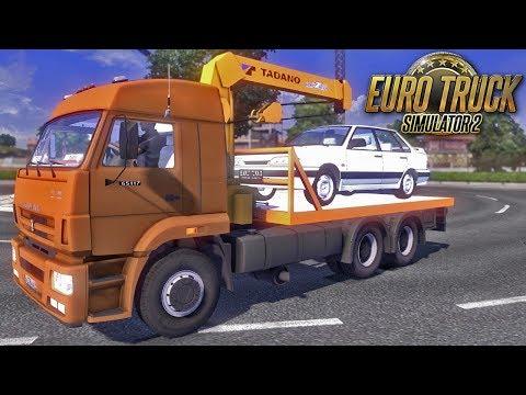 Euro Truck Simulator 2 - Caminhão Guincho