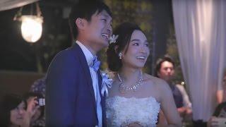 getlinkyoutube.com-フラッシュモブ 『自分の居場所』 NLPサプライズ Flash Mob Surprise Wedding