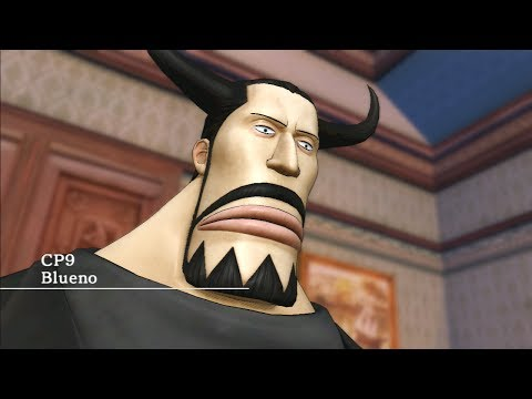 One Piece: Pirate Warriors - Episodio 9 CP9 - Hatox