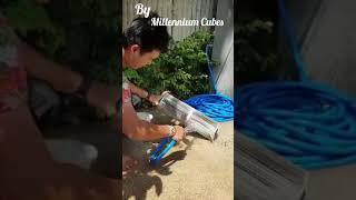การทำความสะอาดสกิมเมอร์