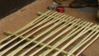 getlinkyoutube.com-Bamboo Wattle and Daub