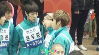 getlinkyoutube.com-[Fancam] 120108 Dooseob Fancam Collection #2 @ Idol Star Athletics Championship